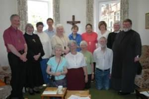 Anglican solitaries