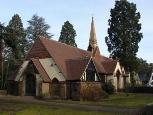 Edward church