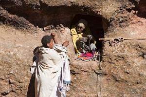 ethiopian hermitage