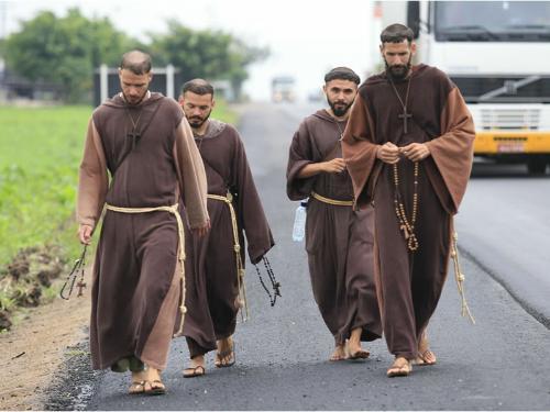 New Franciscans Citydesert