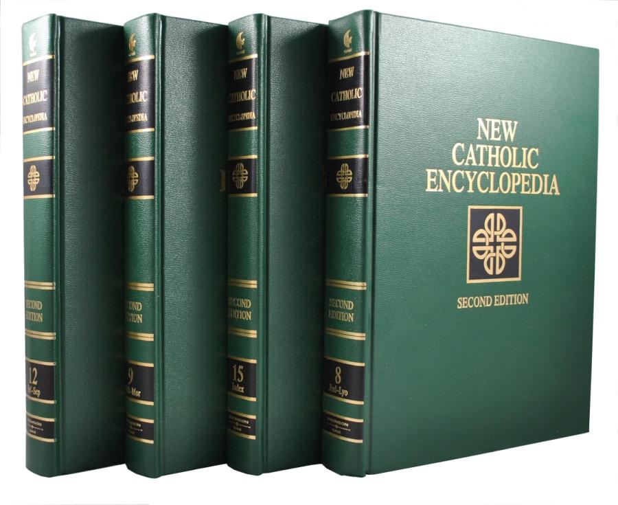 the new catholic encyclopedia 1967 pdf