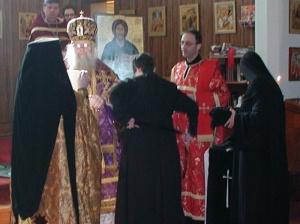 monastic belt nun