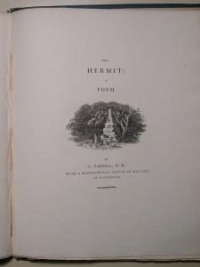 parnell hermit
