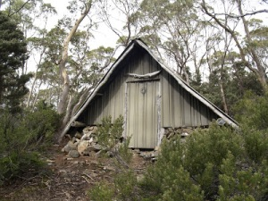 solitary hut