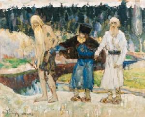 three hermits 4