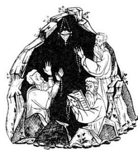 three-hermits