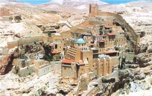 sabbas monastery