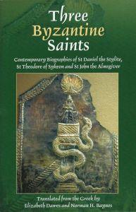 Three Byzantine Saintshr