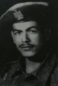 benjamin soldier