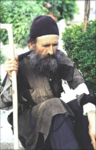 Elder Athanasius of Mount Athos