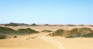 nitrean desert