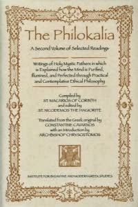 Philokalia Volume 2 Cavarnos s