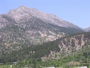 Taurus-Mountain-range