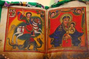 ethiopian saints