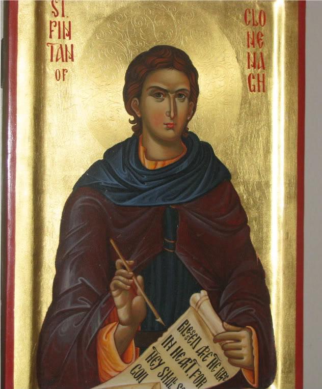 Αποτέλεσμα εικόνας για saint fintan
