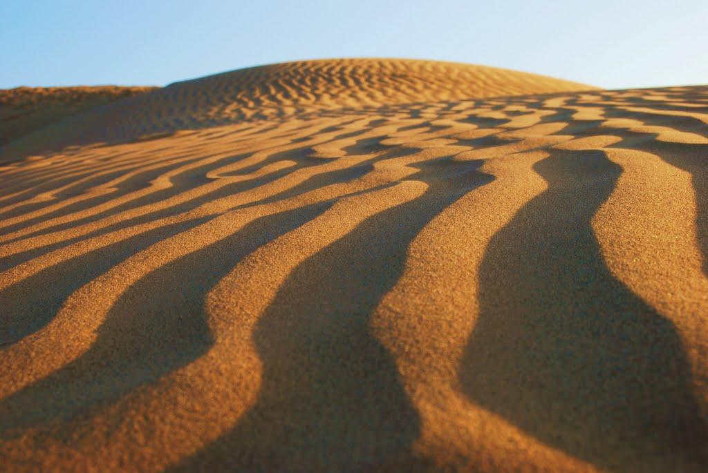 Valle de la Luna Valley of the Moon in the Atacama Desert of Chile the worlds driest nonpolar desert Sand dunes in the Rub al Khali Empty quarter in the