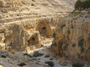 syrian hermits caves