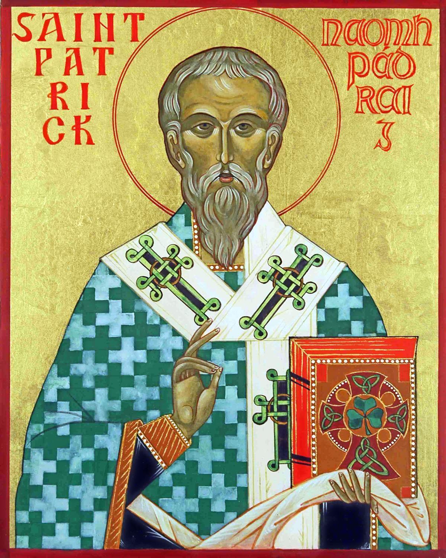 IMG ST. DONANGARD, of Maghera, Hermit of Slieve Donard