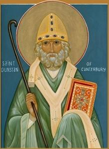 Dunstan icon