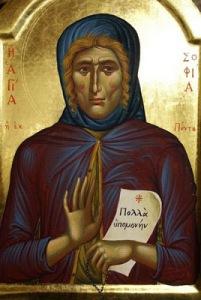 Eldress Sophia icon 2
