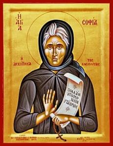 Eldress Sophia icon