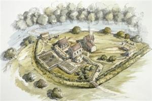 Godric hermitage