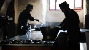 athos monks cooking 2