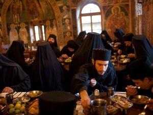 athos monks