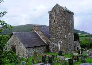 Cenydds church