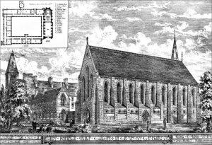 Maelruain church