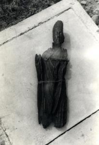 Maelruain statue