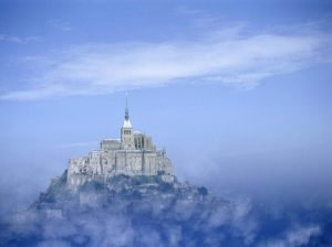 Benedictine_Monastery,_France_-_Normandy_Wallpaper_y0lhk
