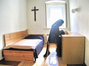 Carmelite cell