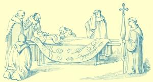 Hermit funeral