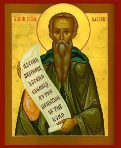 John of the Ladder