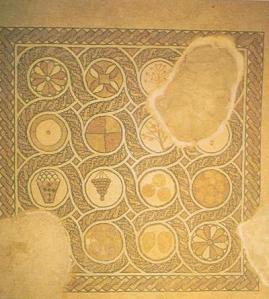 Masada mosaic floor