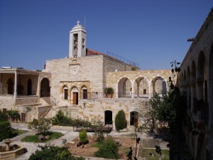 Monastery of Our Lady of Tamiche