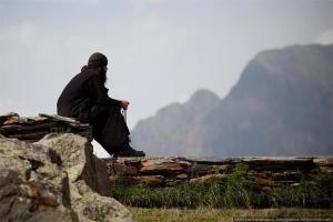 orthodox monk prayer