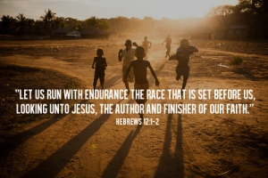 run with faith