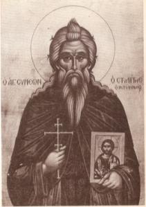 Saint_Symeon_Stylites_of_Lesbos