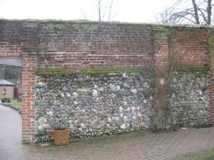 Walsingham anchorage