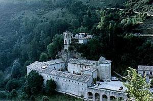 monastery of Sant'Eutizio