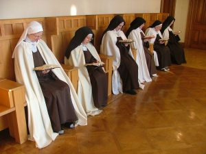 Nuns catholic