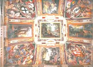 Sala degli eremiti