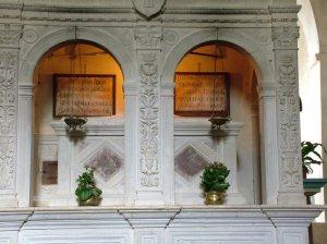 Spes tomb