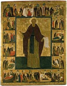 St Cyril of Belozersk