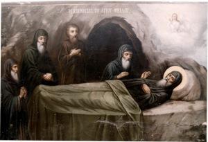 St Nilus repose