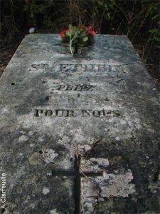 Ethbin tomb