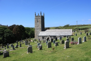 St Levans Church