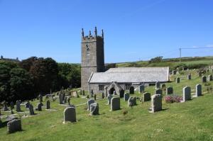 St Levans Church